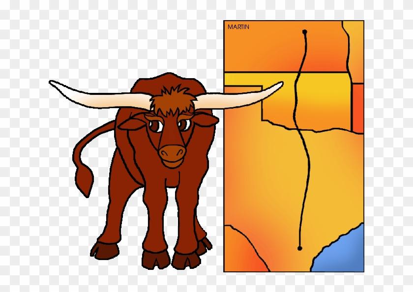 Famous Landmarks Of Oklahoma - Cartoon #287548