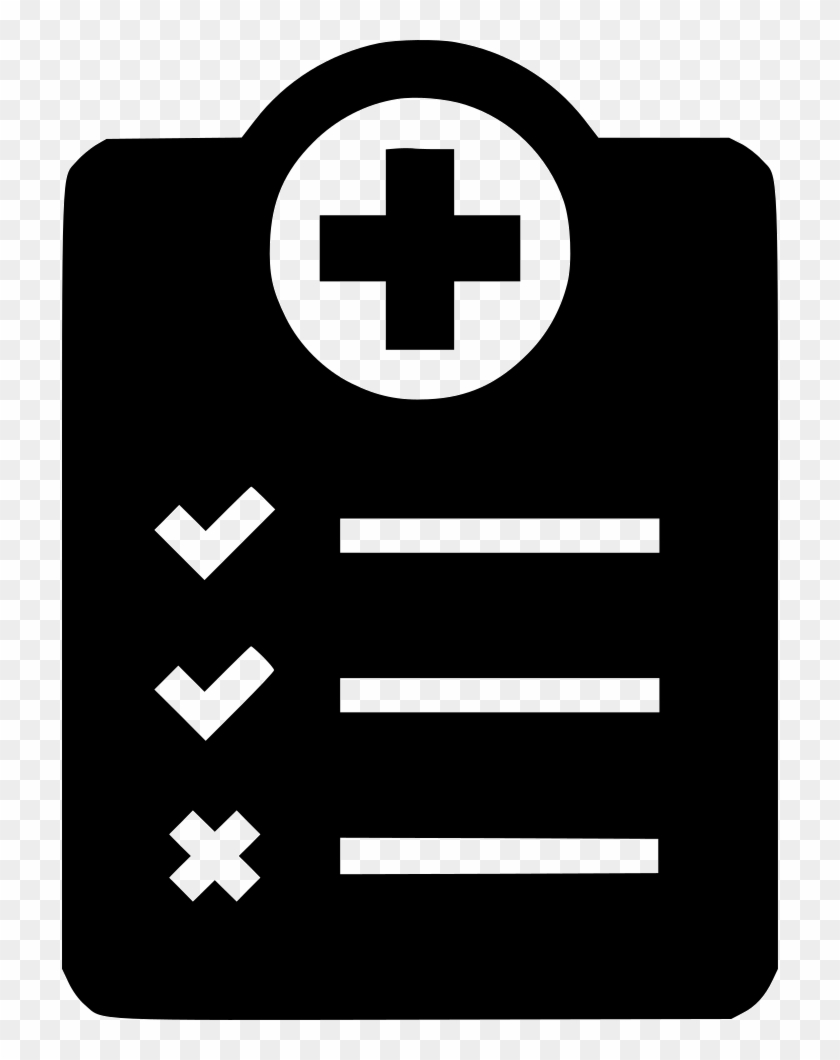 Questionnaire Symptoms Medical History Doctor Health - Medical Care Icon Png #287568
