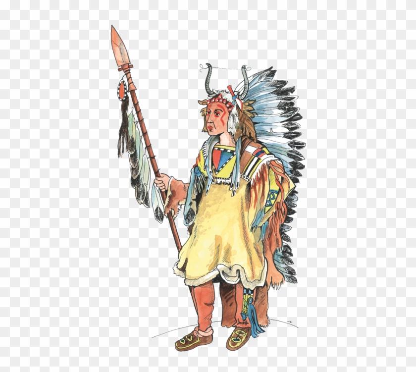 Cowboy Cartoon Stock Photos Royalty Free Cowboy Cartoon - Indigenous Peoples Of The Americas #287574