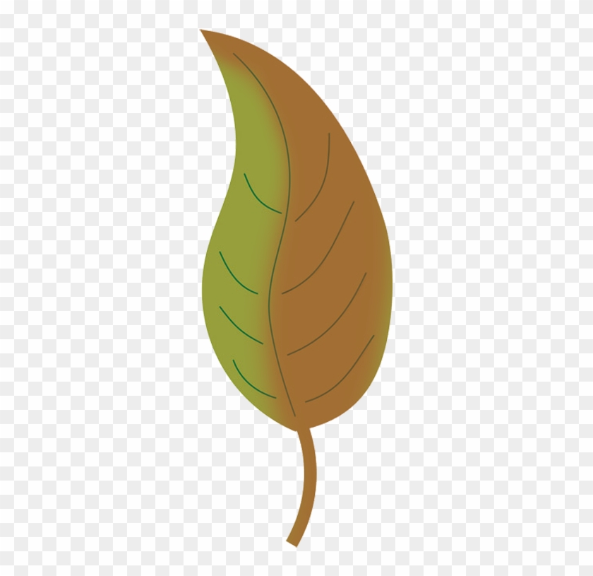 Fall Leaf Drawing, Autumn Leaf Clip Art - Autumn Leaves Clipart Png #287587