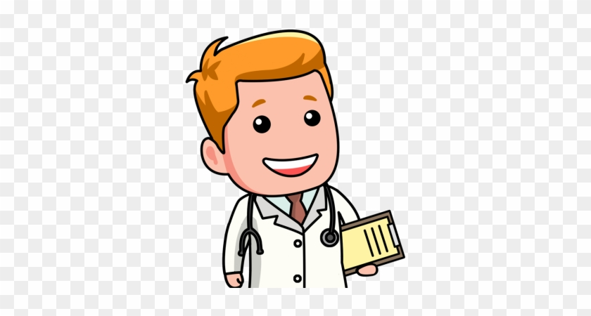 Doctor Png Clipart - Doctor Clipart #287594