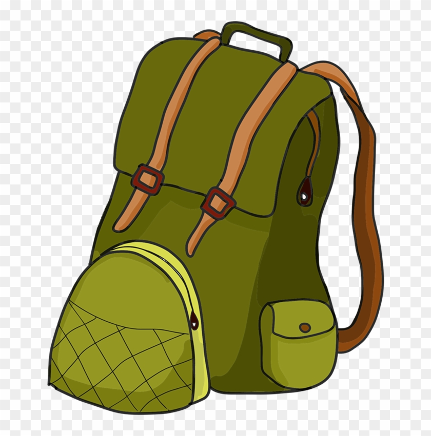 Book Bag Clipart 5 Free Backpack Clipart Backpack Clip - Hiking Backpack Clipart #287595