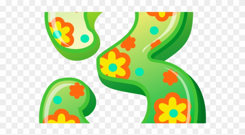 Free Numbers Clipart - Cute Numbers Clipart #287604