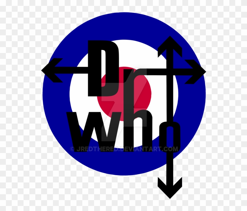 The Who Logo Mash Up By Jredthered - The Who #287606