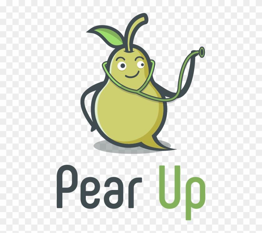 Pear Up By Angel D - Cartoon #287619