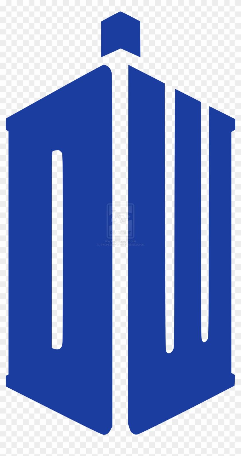 Doctor Tardis Logo - Doctor Tardis Logo #287678