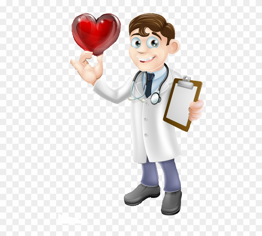 Personnages, Illustration, Individu, Personne, Gens - Dibujo De Un Cardiologo #287662