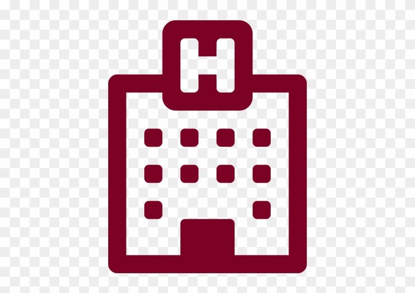 Our Hospital - Hospital Logo White Png #287673