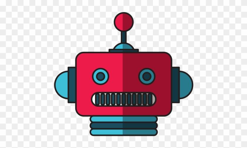 Robot Head Cliparts - Robot Head Avatar #287695