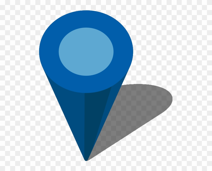 Primary Care Doctor Houston - Blue Location Icon Png #287702
