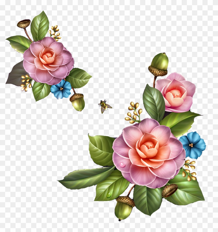 0 151c6d 1940dece Orig - Brunali Bagchi Flower #287705
