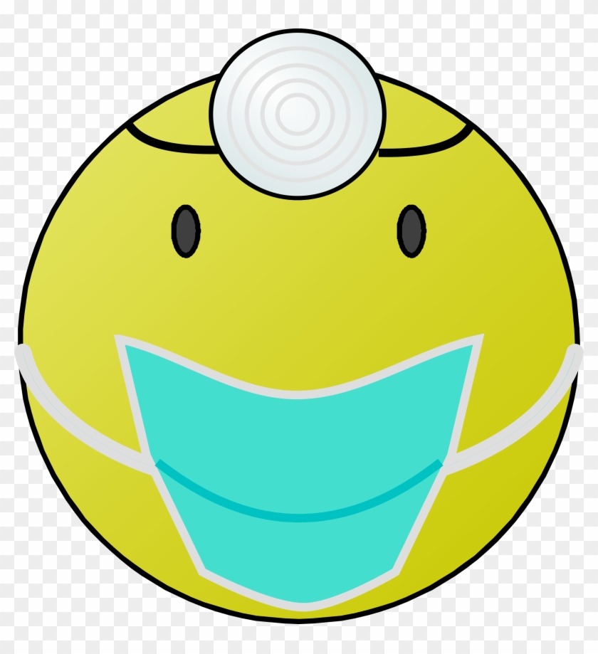 Free Doctor Smiley - Doctor Smiley Png #287712
