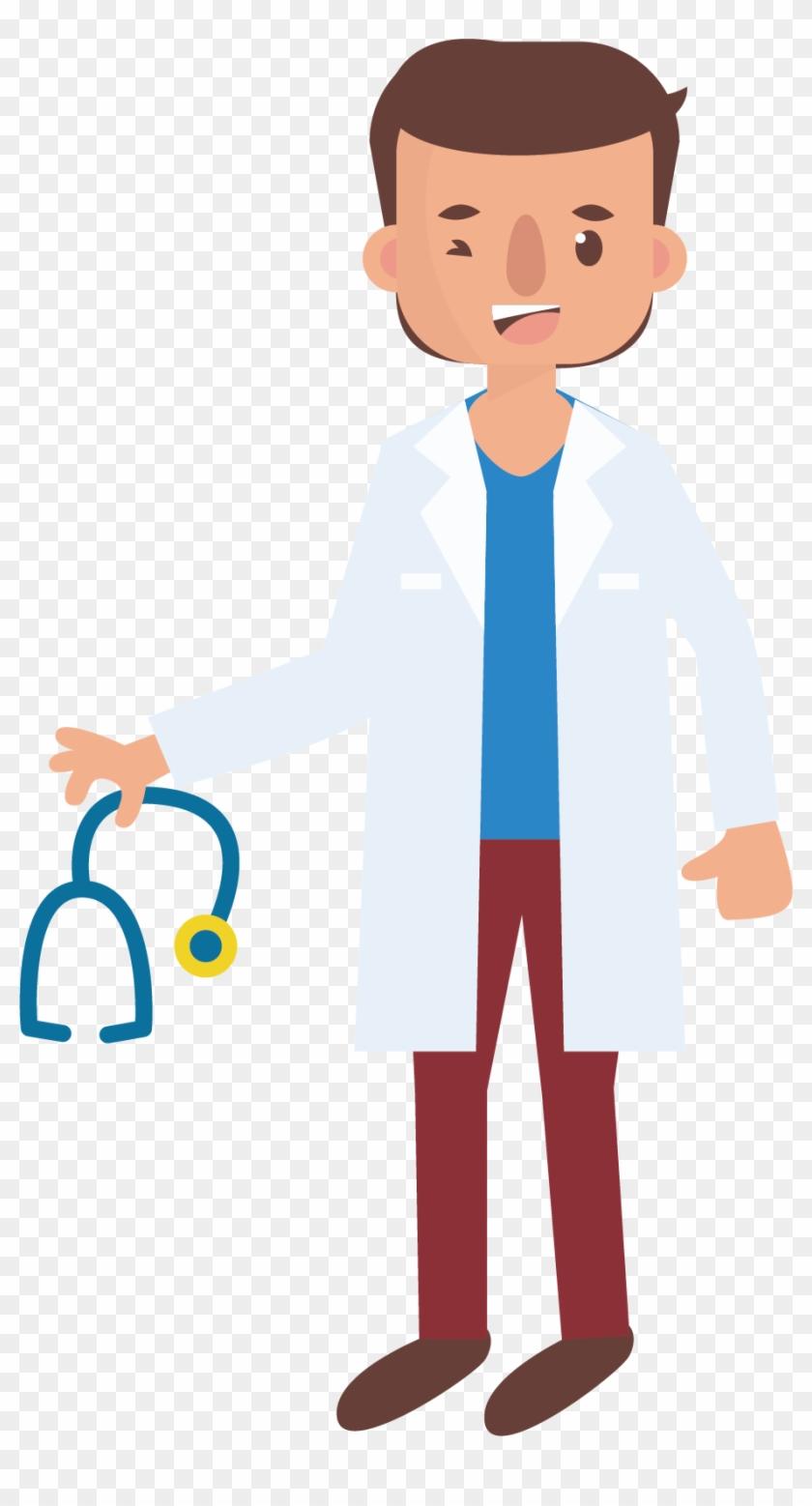 White Coat Doctor - White Coat Doctor #287761