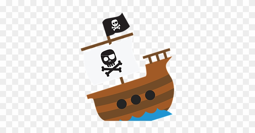 Barnacle Is An Adventurous Pirate Ship Who Enjoys The - Barnacle Is An Adventurous Pirate Ship Who Enjoys The #287749
