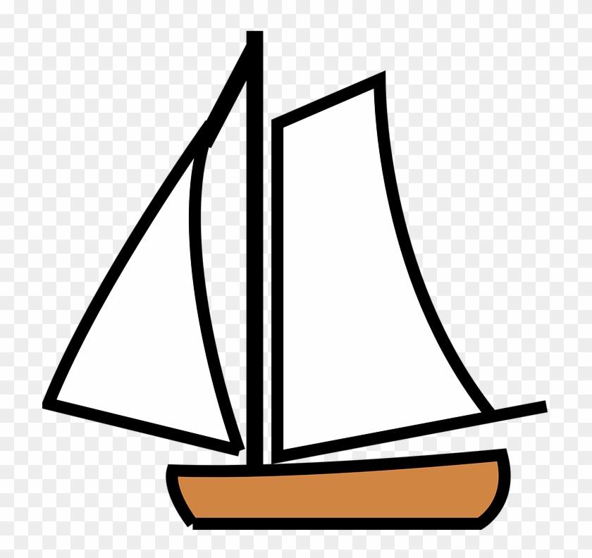 Sailing Ship Clipart Sailor Boat - Boat Clip Art #287753