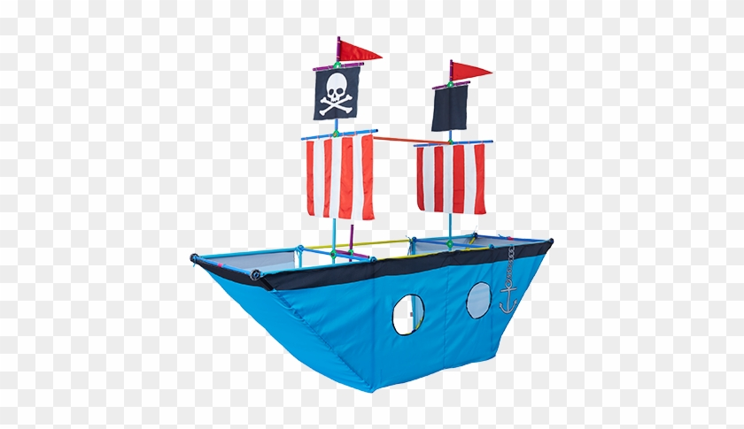 With Antsy Pants, You Get Play And Give Play - Antsy Pants Pirate Ship #287785