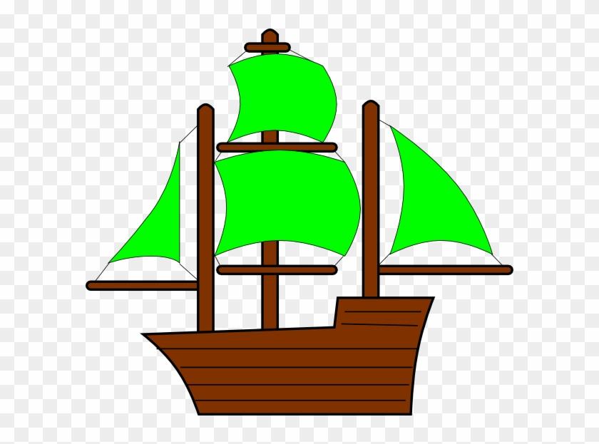 Ship Clip Art #287788