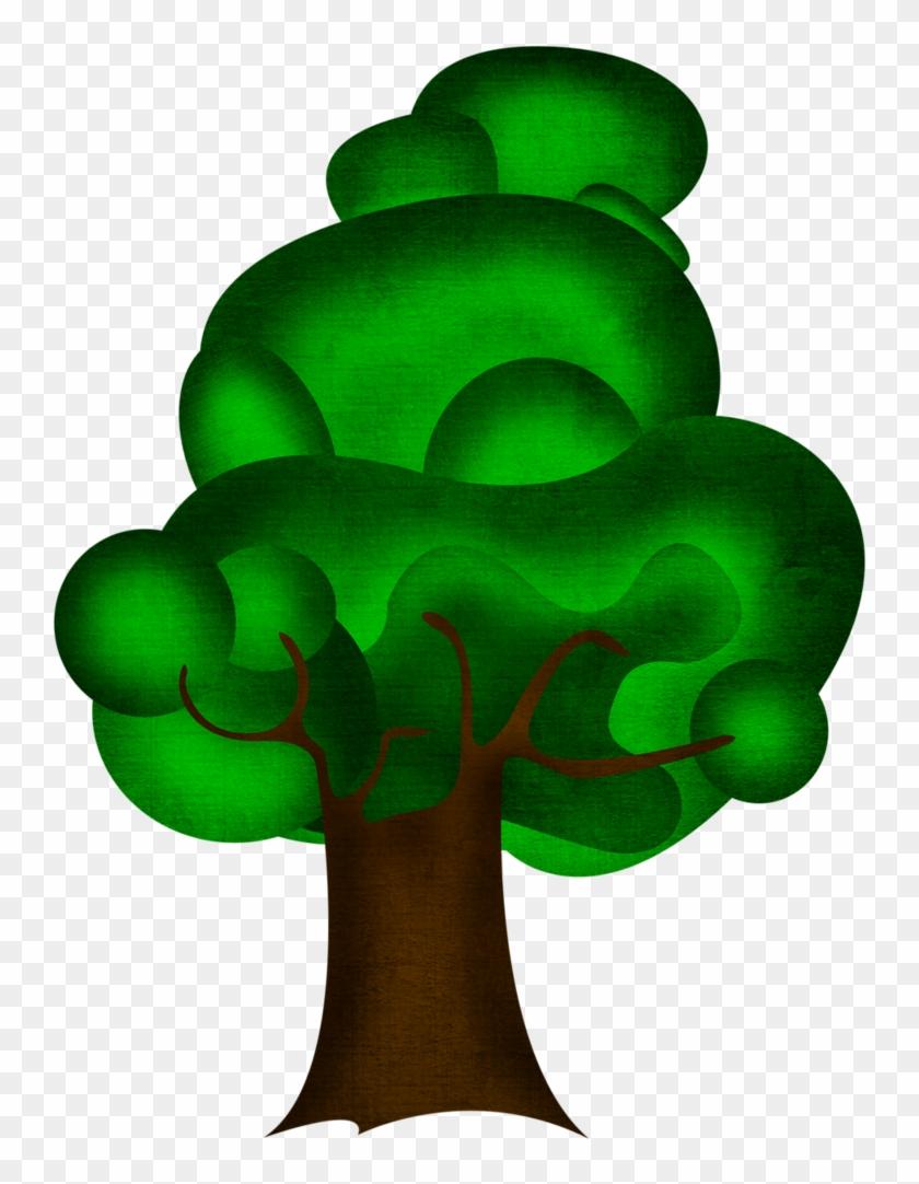 Árvores E Arbustos - Pinterest #287891