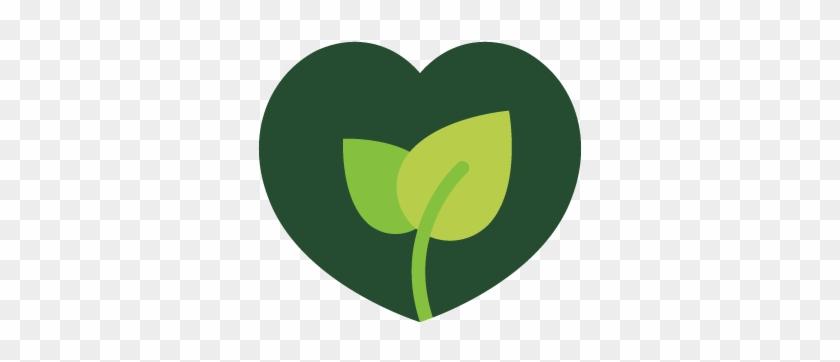 Paisagismo Com Árvores Nativas Em Harmonia Com O Parque - Heart #287898