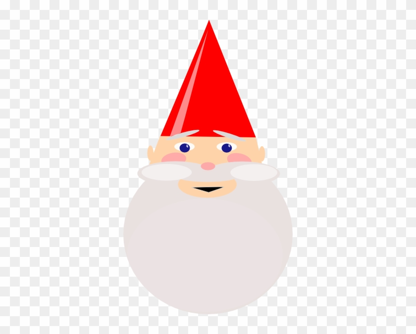 Gnome With Red Hat Clip Art At Clker - Gnome With Red Hat Clip Art At Clker #287902