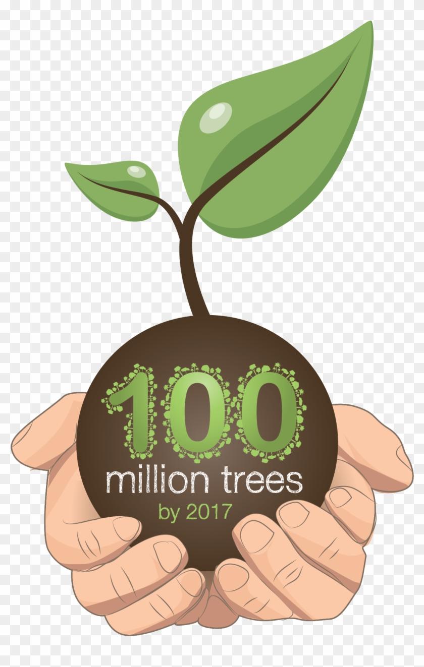 Eno Brasil 100 Milhões De Árvores Plantadas Até - Eno Tree Planting Day #287914