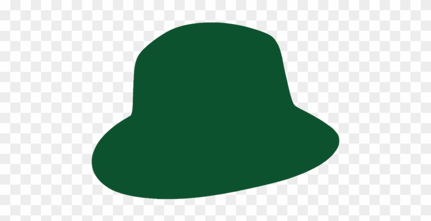 Hat Silhouette Public Domain Vectors - Clip Art #287936