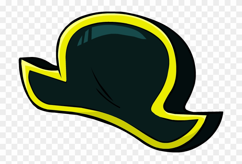 Free Pirate Hat Png - Club Penguin Pirate Hat #287941