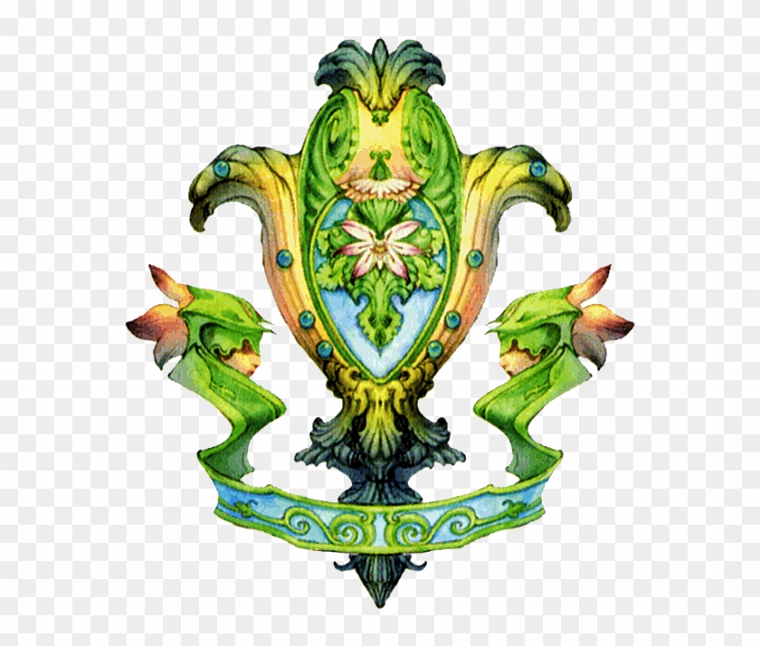Troia - Final Fantasy Coat Of Arms #287965