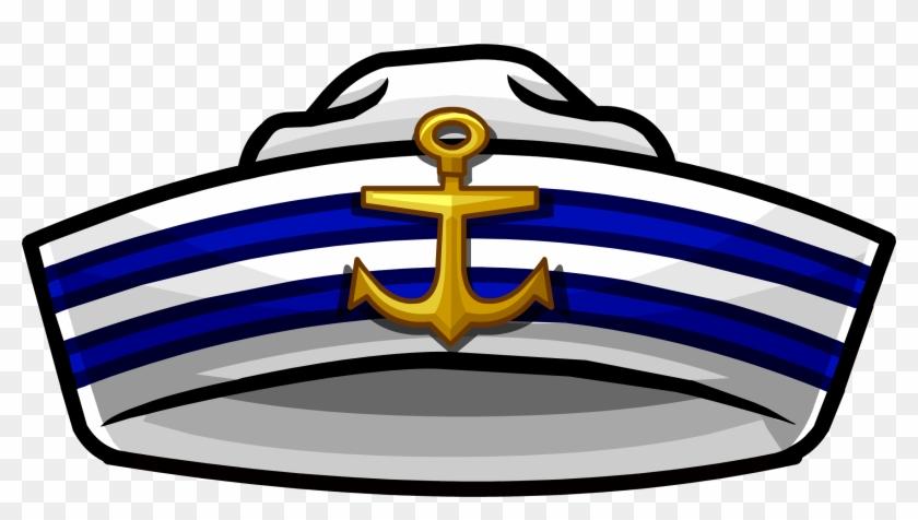 Crew Cap - Sailor Hat Clipart Png #287977