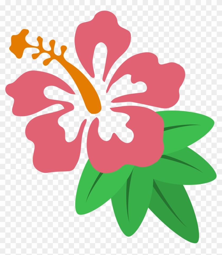 Hawaiian Hibiscus Drawing Clip Art - Best Hawaii Wedding Invitation #287983