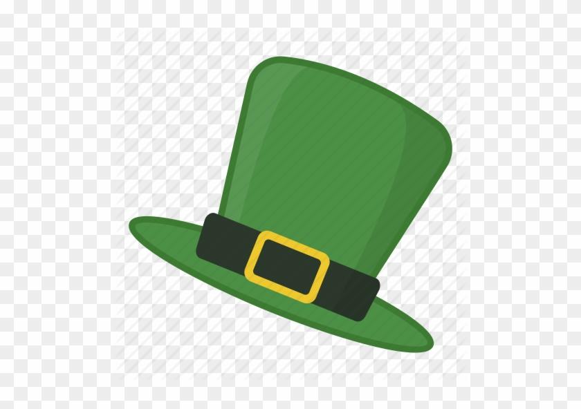 Irish Leprechaun Hat - Irish Hat Png #288021