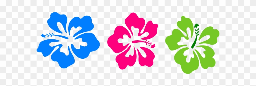 This Free Clip Arts Design Of Hibiscus By Kaz - Hibiscus Clip Art #288029