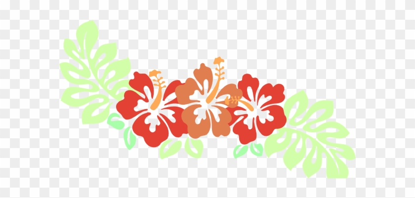 How To Set Use Hibiscus Svg Vector - Hibiscus Png #288036