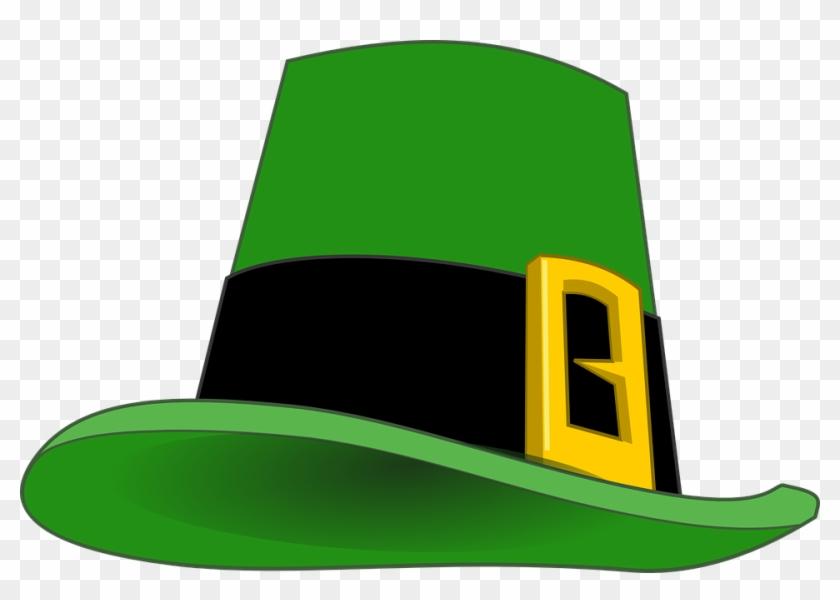 This Free Clip Arts Design Of Calander Hat - Leprechaun Hat Clip Art #288111