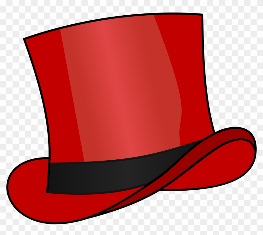 Related Red Top Hat Clipart - Red Hat De Bono #288137
