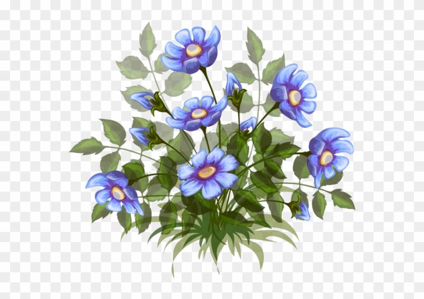 Pintar Flores, Flores Pintadas, Hojas De Diseño, Imágenes - Flower #288162