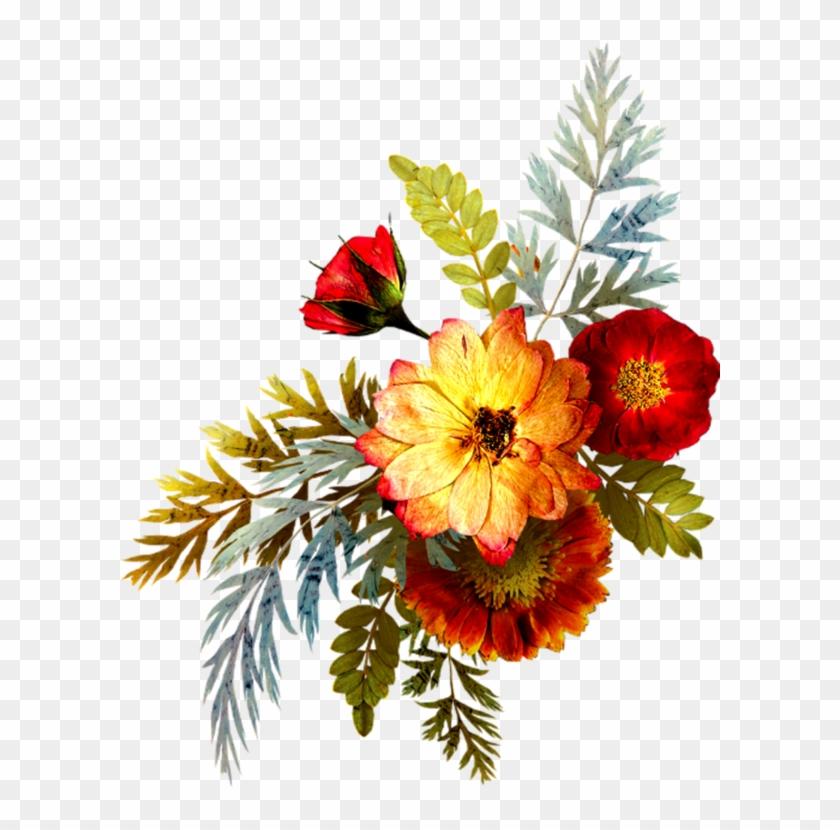 Vintage Fleur Png #288165