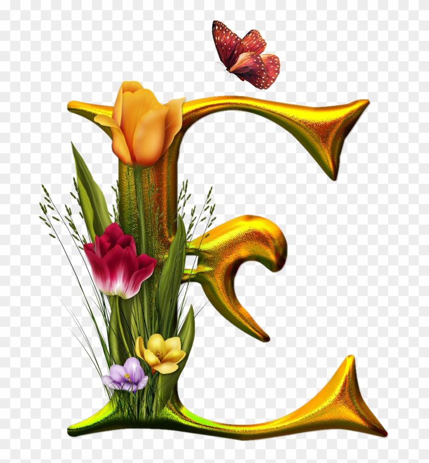 Яндекс - Фотки - Английские Буквы С Цветами #288234