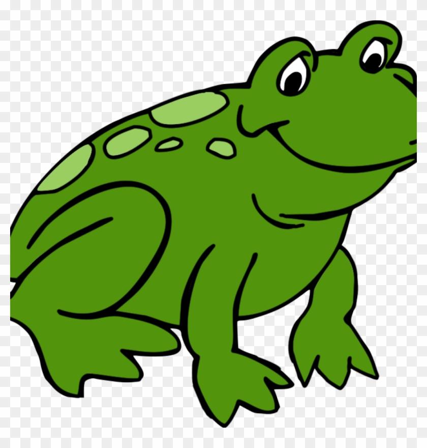 Frog Clipart Cute Frog Clipart Clipartix Free Clipart - Frosch Bild #288263