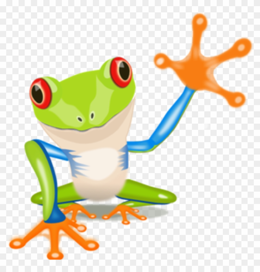 Tree Frog Clipart Estupendoespanol Clipart Download - Tree Frog Clipart #288270
