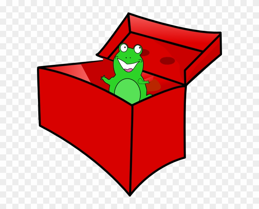 Frog In A Box #288292