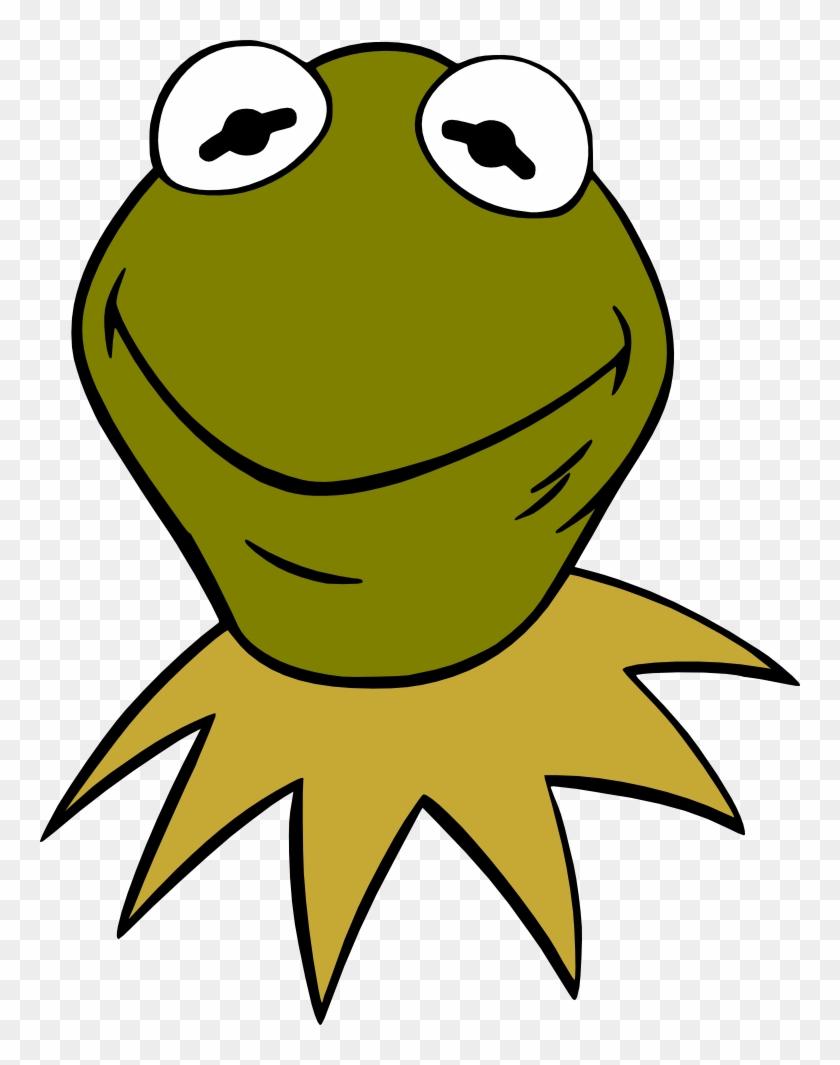 Kermit The Frog Clipart Cliparts Co Ldun5x Clipart - Kermit The Frog Head #288296