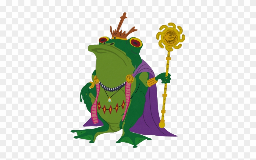 Frog King - South Park Frog King #288317