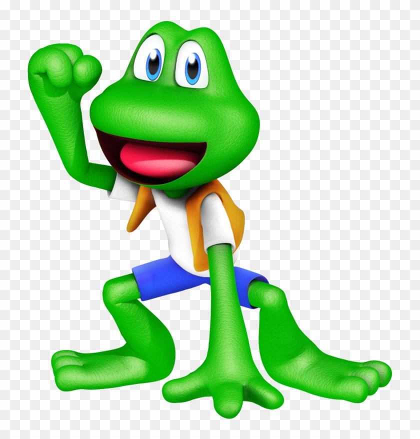 Frogger - Frogger Png #288326