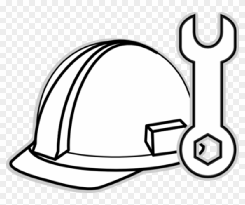 All Men Are Created Equal Then A Few Become Engineers - Hard Hat Coloring Page #288329