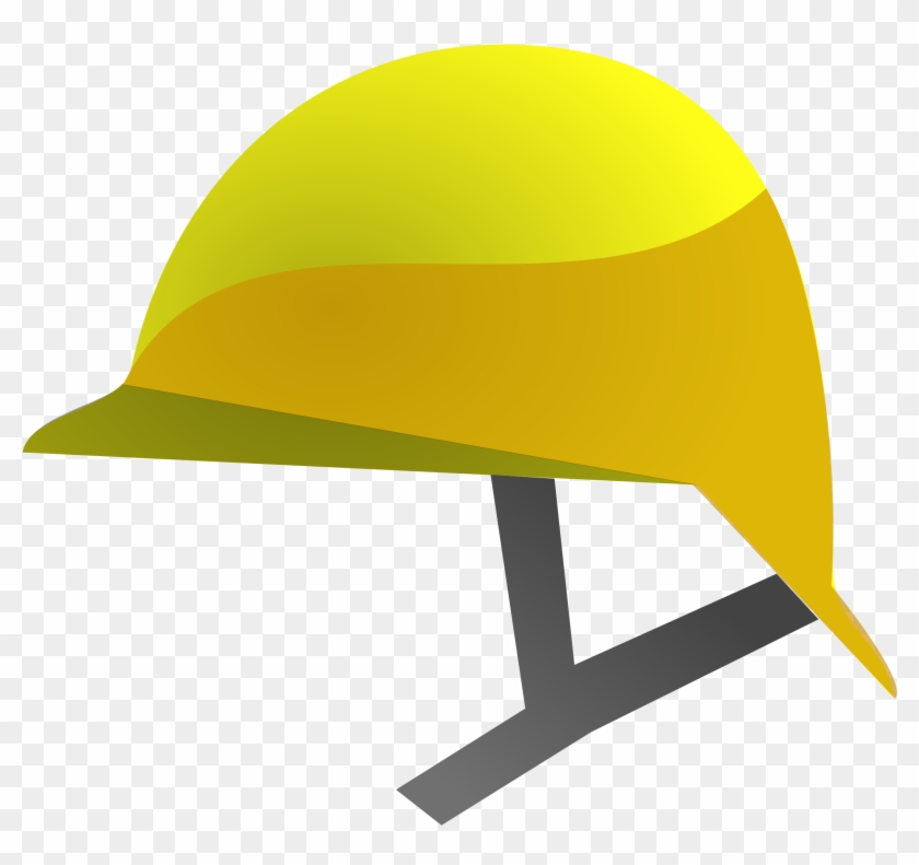 Free Y Clipart Download - Yellow Helmet Safety #288353