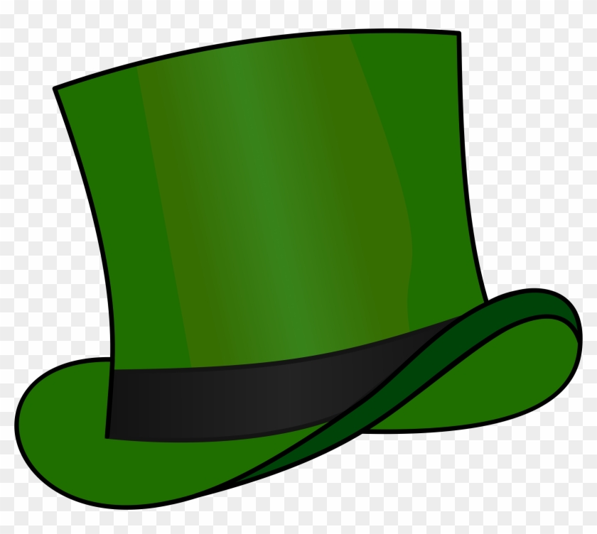 Top Hat Green - Six Thinking Hats Green Hat #288397