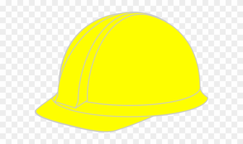 Yellow Hard Hat Clipart #288414