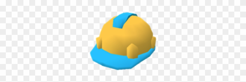 Builders Club Hard Hat By - Roblox #288445