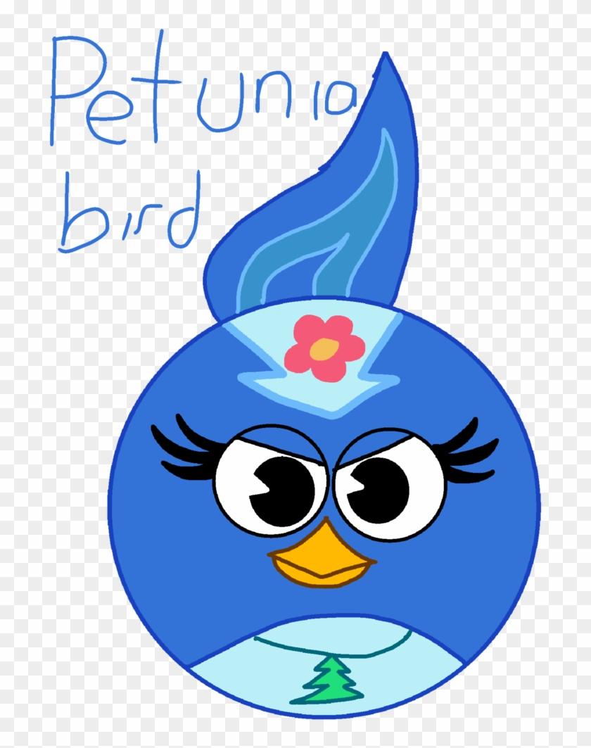 Happy Tree Friends Petunia Bird By Fanvideogames - Petunia Di Happy Tree Friends #288481